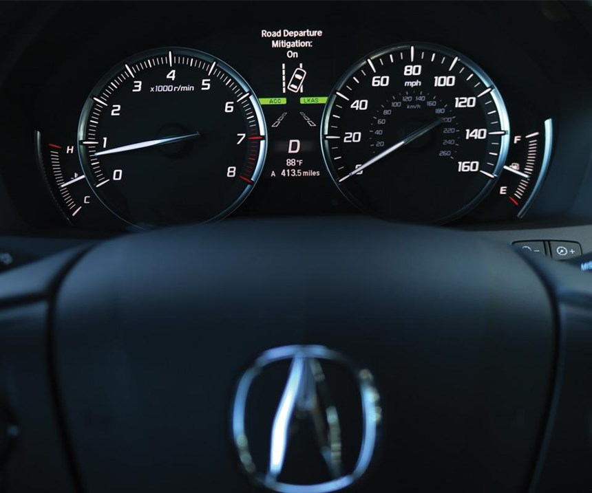 Acura is finding increased interest in ADAS, particularly among Millennial customers.