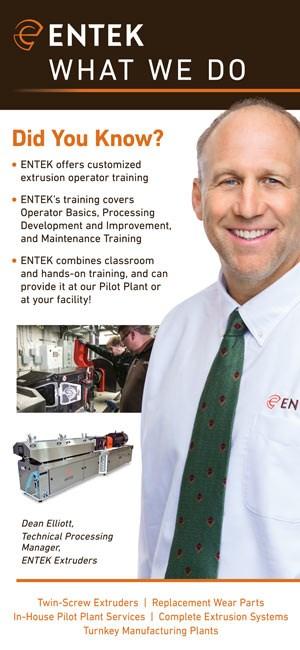 Entek Extruder Training