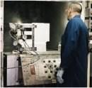 Automatic laboratory sprayer