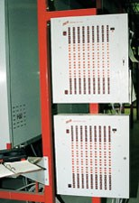 two control panels