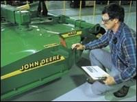 John Deere colors