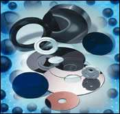An array of products finished using superabrasives