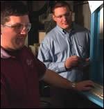 Mitch Bair and Scott Sizemore