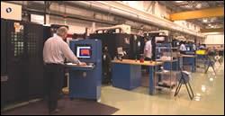 Makino A51 horizontal CNC machining center
