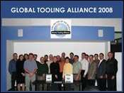 Members of the 2008 Global Tooling Alliance