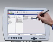Touchscreen PC for Materials Testers