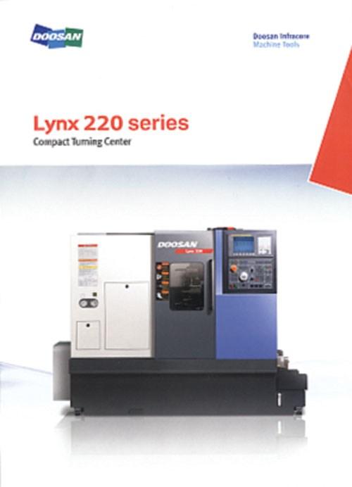 Doosan Lynxx220 catalog