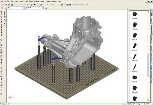 Fixturebuilder software