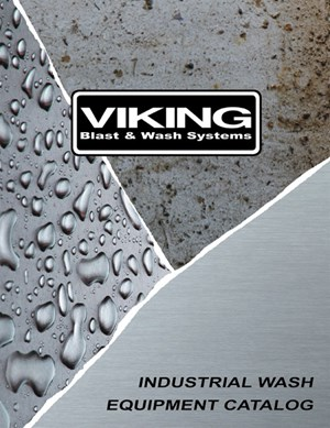 Viking Industrial Wash Equipment Catalog