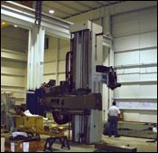 Machining center from FPT