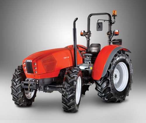 Krauss-Maffei tractor