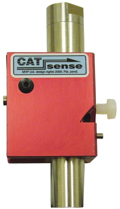 MVP CAT Sense catalyst flow alarm