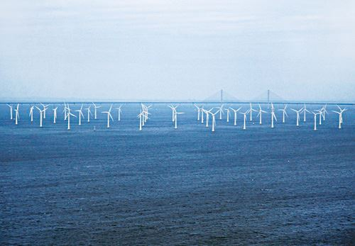 Lilligrund wind farm