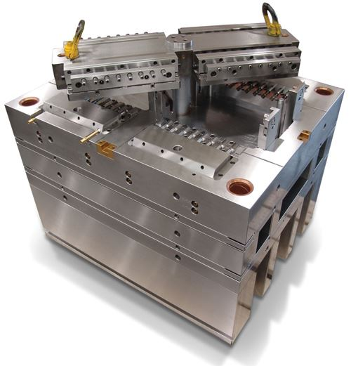 MGS indexing plate mold
