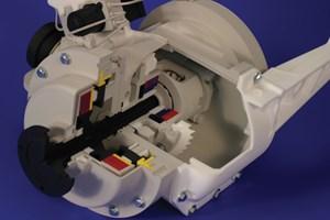 Clutch concept model