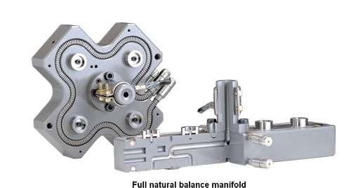 full natural balanced manifold