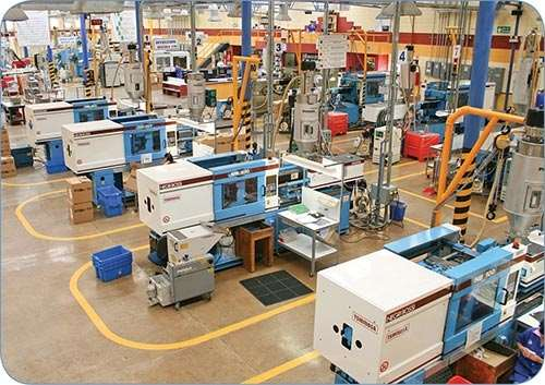 Mold transfers can require an injection molder to integrate new equipment into a plant