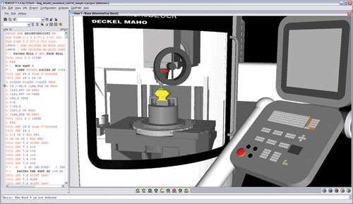 VERICUT virtual machine configurations
