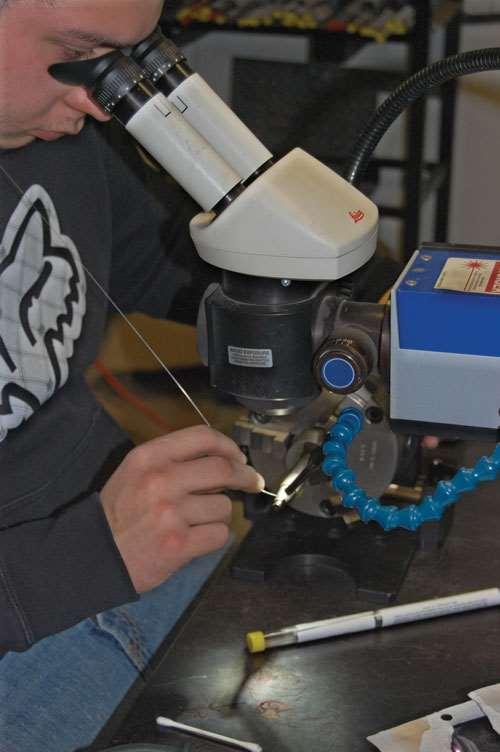 O.R. Laser's HTS 200
