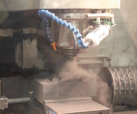 graphite  machining