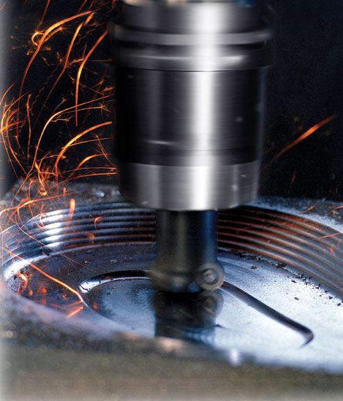 lightweight high speed machining