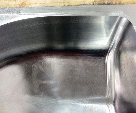 truck mirror cavity