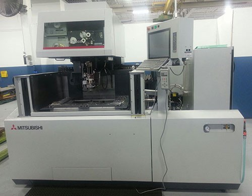 MV2400-S wire EDM machine