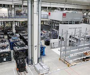 BMW Leipzig: The epicenter of i3 production
