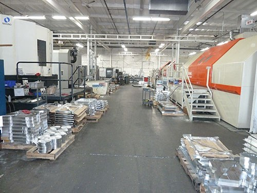 Valley is a Tier One aerospace supplier.