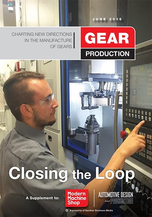 Gear Production, June 2015