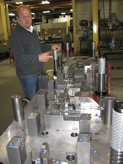Stephen Olsen of Northern Machine Tool