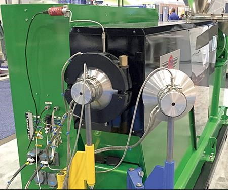 EXTRUSION AND COMPOUNDING NPE: Flexibility, Speed and Quality