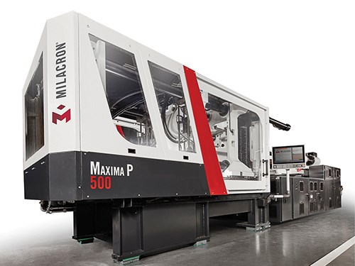 INJECTION MOLDING AT NPE: Presses, Robots & Cell Automation