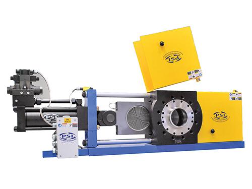 Una forma de minimizar las fugas en los cambiadores de mallas de placa deslizante es aumentar la presión.