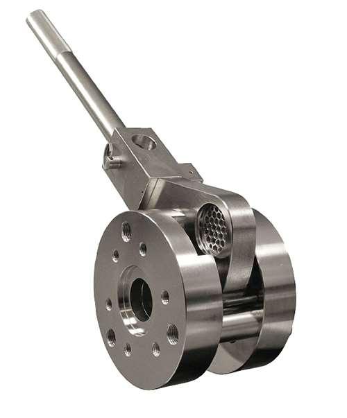 Los cambiadores manuales proporcionan filtración rentable para la extrusión.
