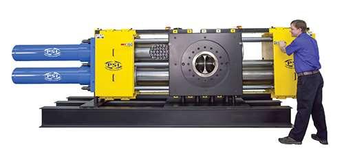 Los cambiadores de malla de área extendida son adecuados para aplicaciones de extremadamente alta capacidad
