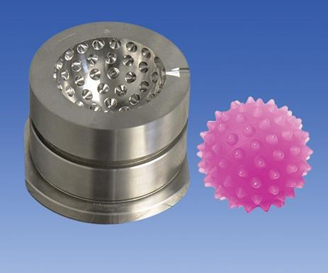 massage ball mold