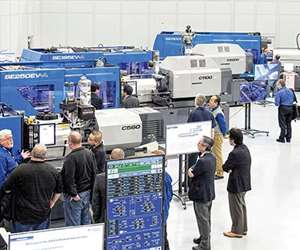 Sumitomo Demag SEEV-A electric presses