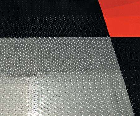 floor tiles metabolix amorphous PHA biopolymer