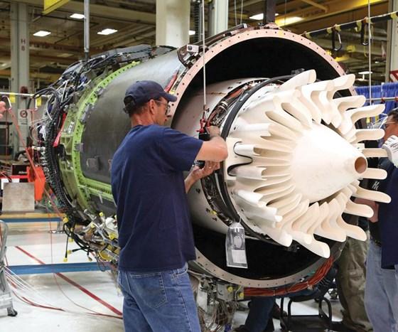 Ceramic Matrix Composites Hot Engine Solution