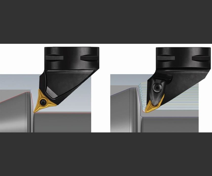 A New Turning Process Enables Cutting In Reverse