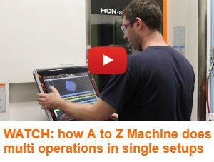 A to Z Machine video