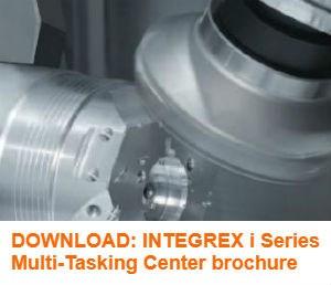 Mazak Integrex i Series brochure