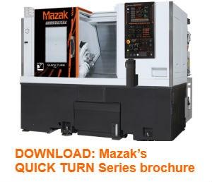Mazak Quick Turn brochure