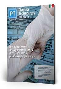 Junio Plastics Technology México número de revista
