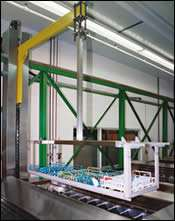 The automated hoist