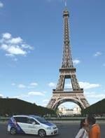 The HydroGen3 in Paris