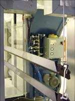 new powder coating system