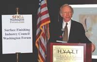 Senator Joseph Lieberman