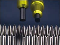 Micro-abrasive blasting